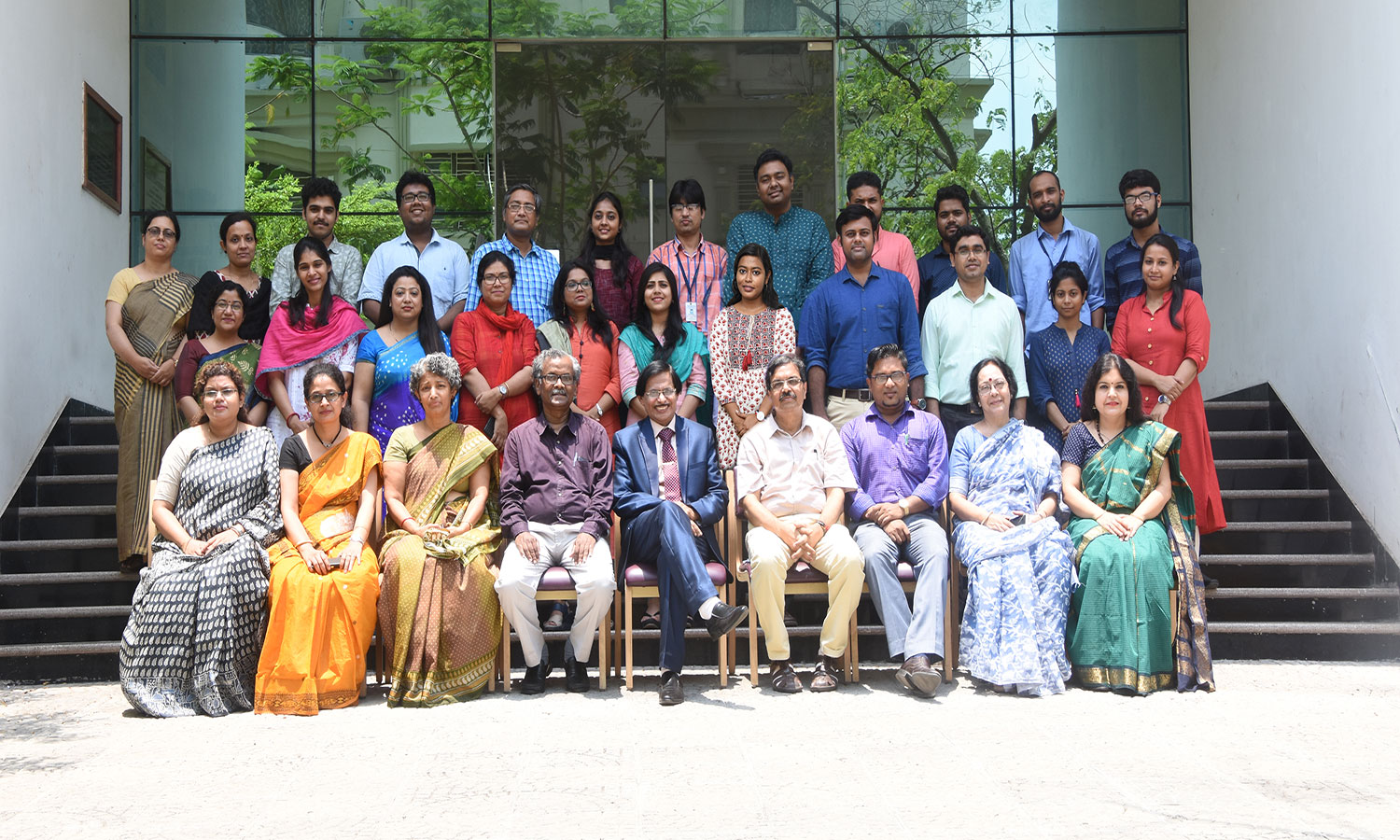 Faculties & Staff Group Photo